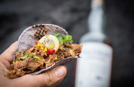 High Cuisine: Slow-Cooked Goat Tacos in the Canary Islands