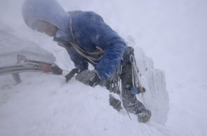 Nick Bullock on the First Winter Ascent of the