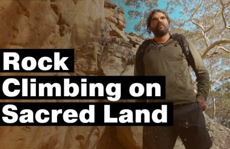 Should Rock Climbing Be Banned on Sacred Land?