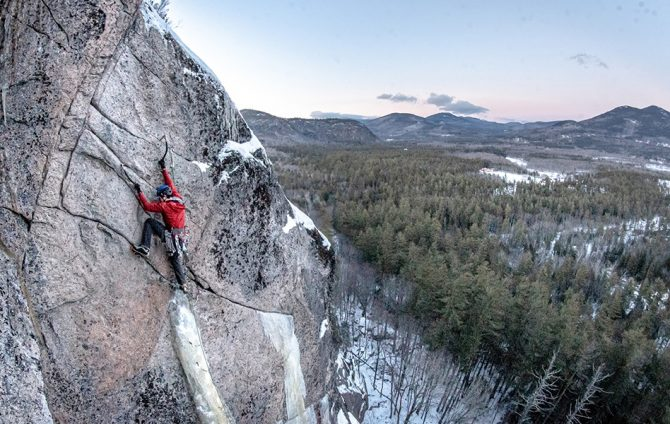 Style Matters | Cryokinesis and the New Ethics in New Hampshire Winter Climbing