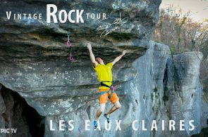 Seb Bouin Takes On Fred Rouhling's Unrepeatable 9a's