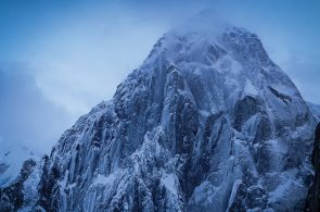 Three Storms  on Mount Bradley