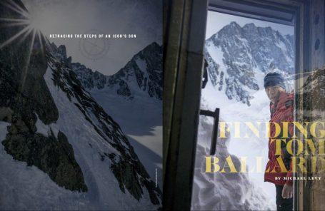 Finding Tom Ballard   Ascent