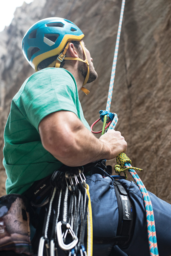 How To Climb How To Rappel And Get Down Safe And Sound