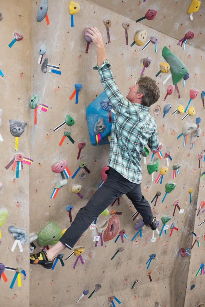 how to climb