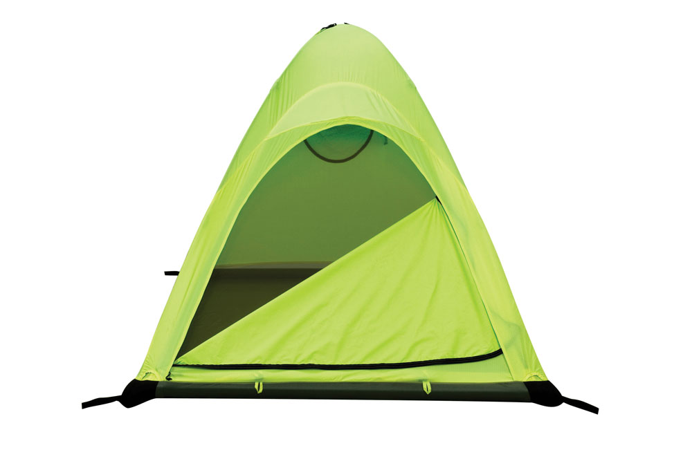 Black Diamond Firstlight two-person tent (3 lbs. 5 oz.).