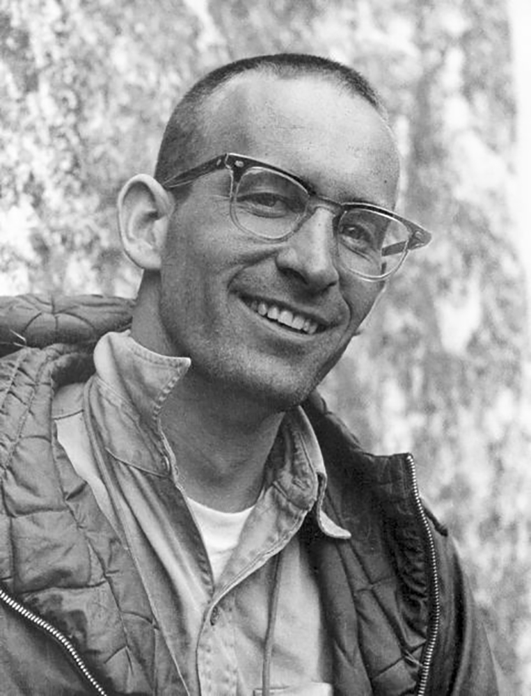 Royal Robbins. Photo: Tom Frost.