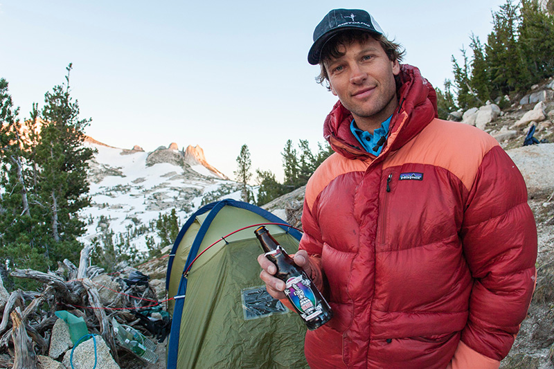 Billy Beckwith hosted an HGTV show while dreaming of nearby Yosemite. Photo by Jeff Johnson.
