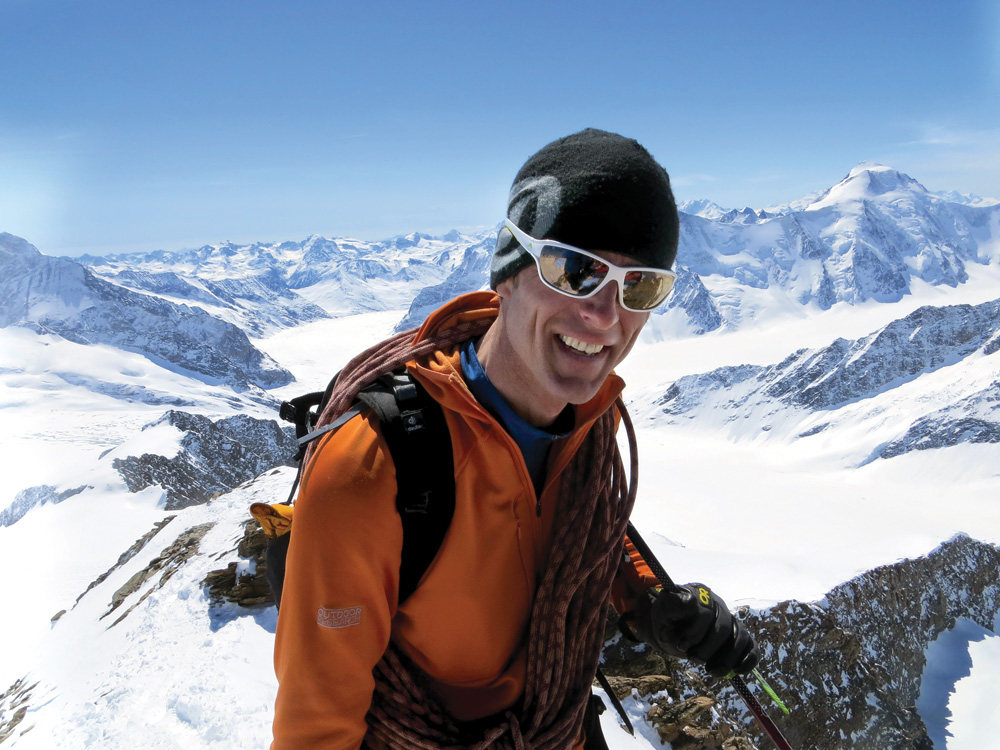 Martin Volken, owner of Pro Guiding Service and Pro Ski and Mountain Service in North Bend, WA, is a certified IFMGA Swiss Mountain Guide and guides in North America and Europe. He has been a member of the AMGA examiner team since 2000.
