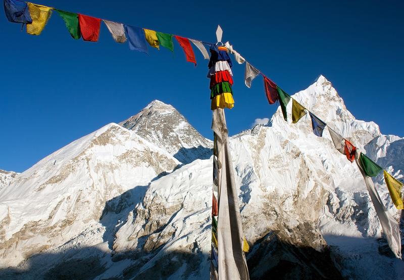 Mount Everest (BigStock photo).
