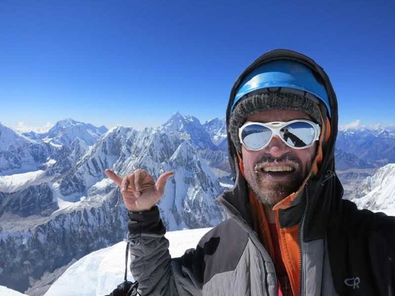 Chad Kellogg, received a Lyman Spitzer grant in 2013 to climb Lunag Ri, the highest permitted unclimbed peak in Nepal