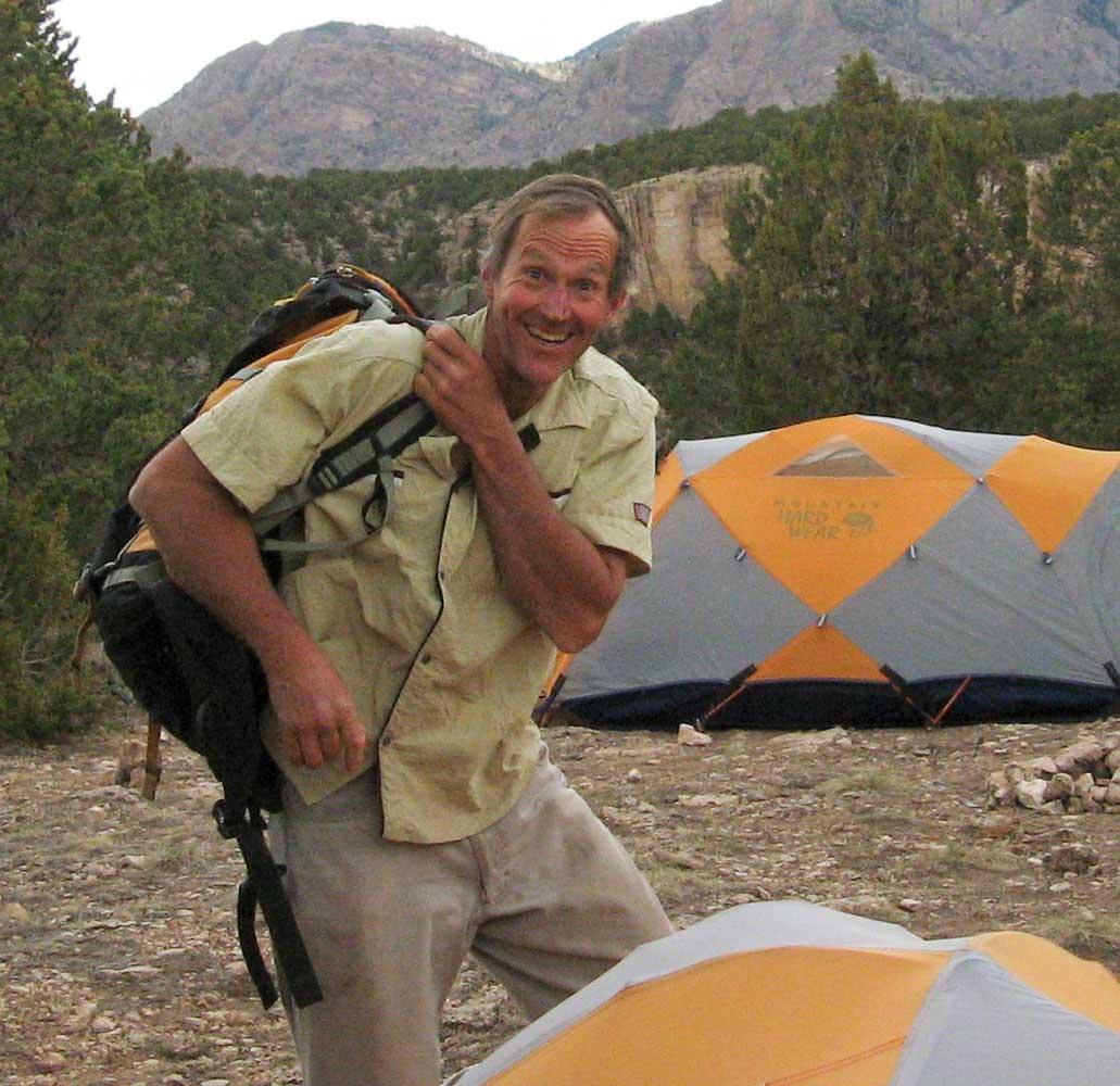Mark Hesse. Photo courtesy Rocky Mountain Field Institute.