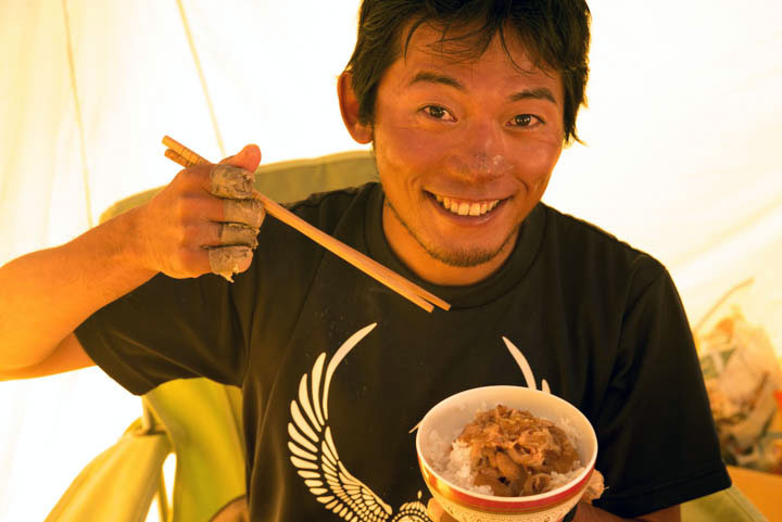 Norbukazu Kuriki. Photo courtesy of Norbukazu Kuriki.