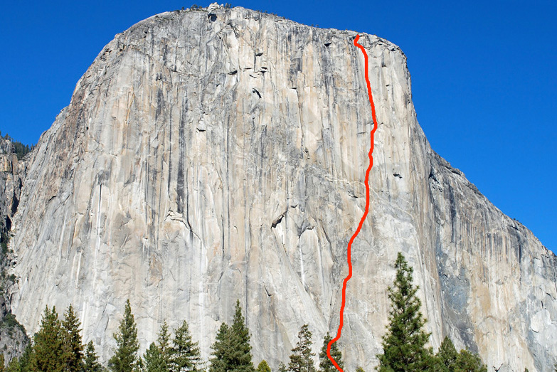 Updated: Death on El Cap - Rock and Ice