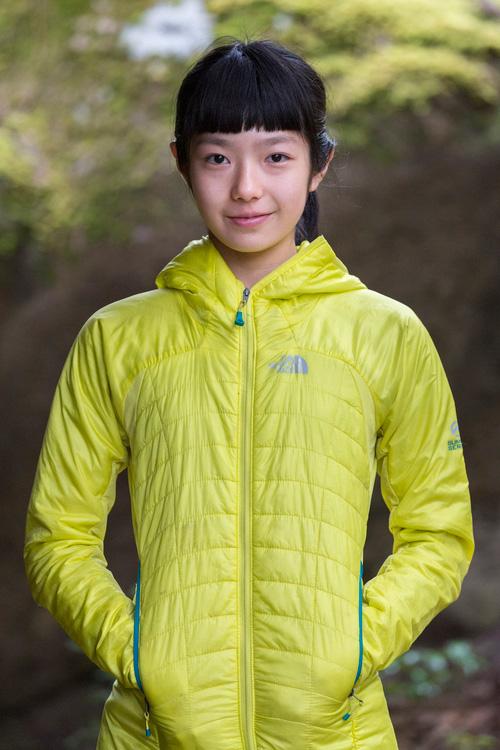 Ashima Shiraishi, 15, in Japan. Photo: Brett Lowell.