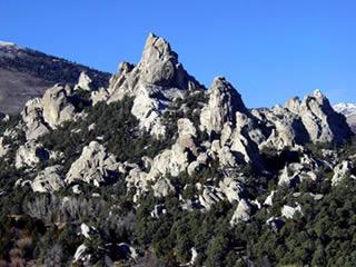 Castle Rocks.