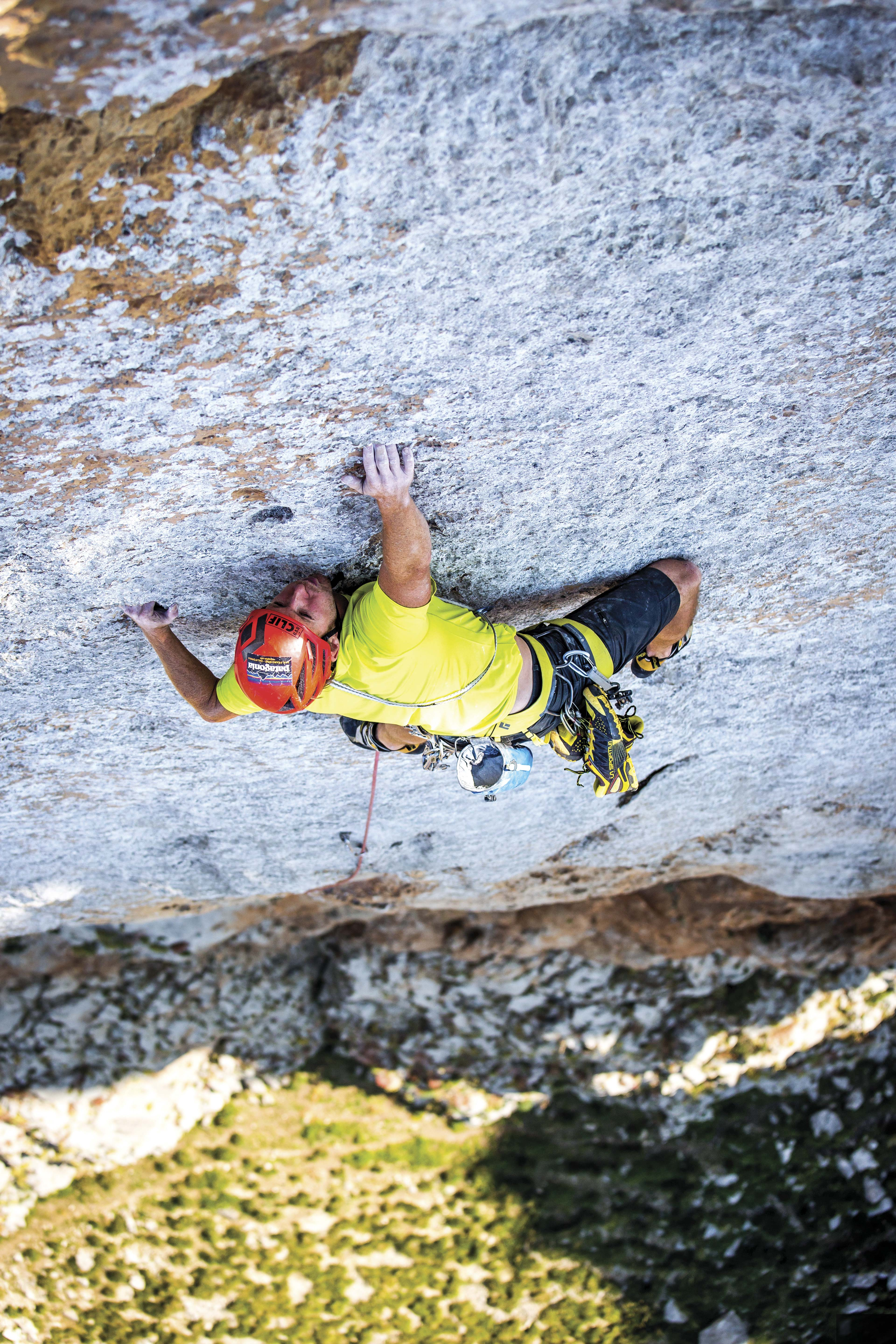General Conditioning For Climbers Rock And Ice Circuit Training Kettlebell Climb Muscle Fitness Tommy Caldwell Showing Off His On The First Ascent Of Six Pitch You