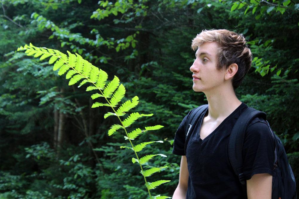Angus Moloney. Photo courtesy of Laura Jean Palmer-Moloney.