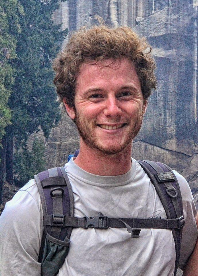 Eric Seidman. Photo courtesy of Mark Seidman.