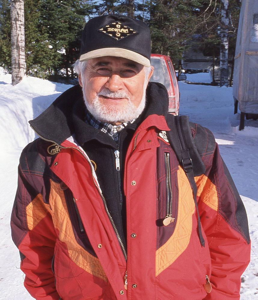 Jean Sylvain. Photo courtesy of Chic Scott.