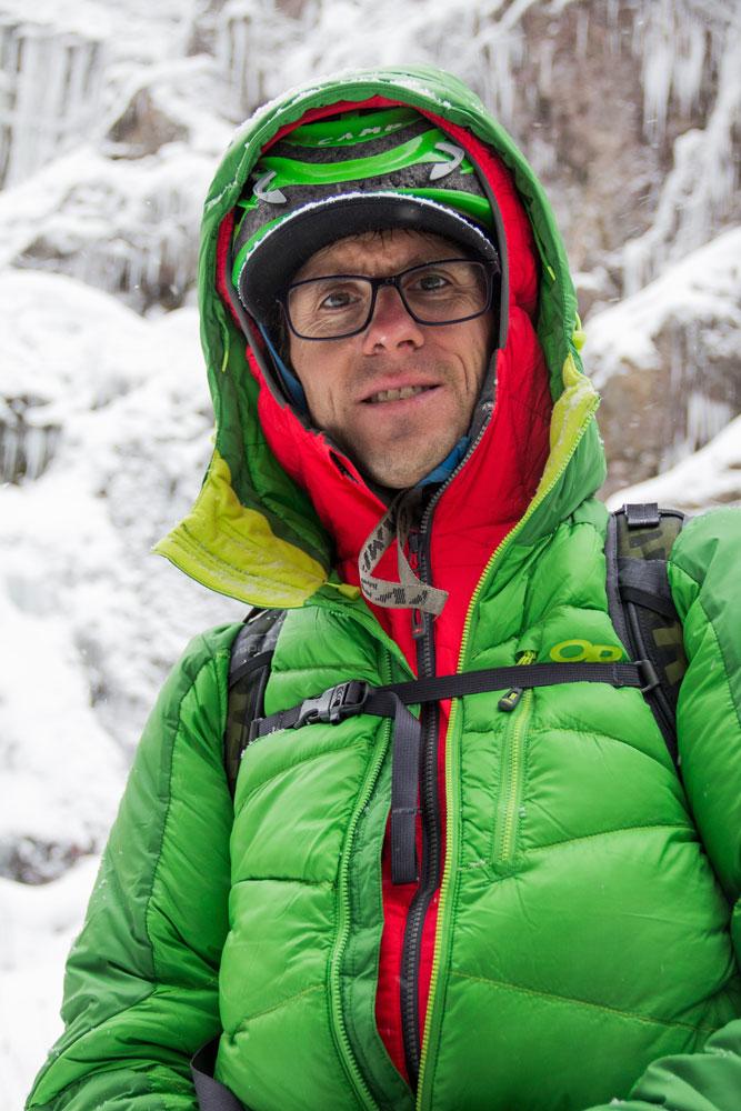 Gary Falk. Photo courtesy of Bill Grasse.